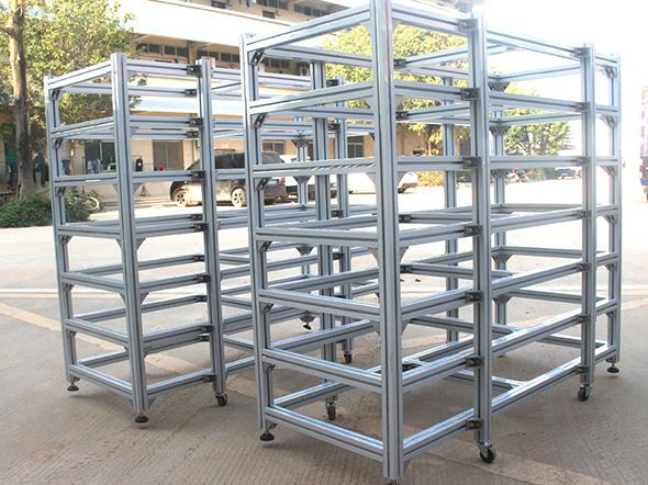 4040工业铝型材框架