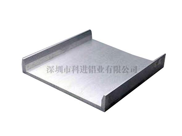 N95口罩机铝型材托料盘