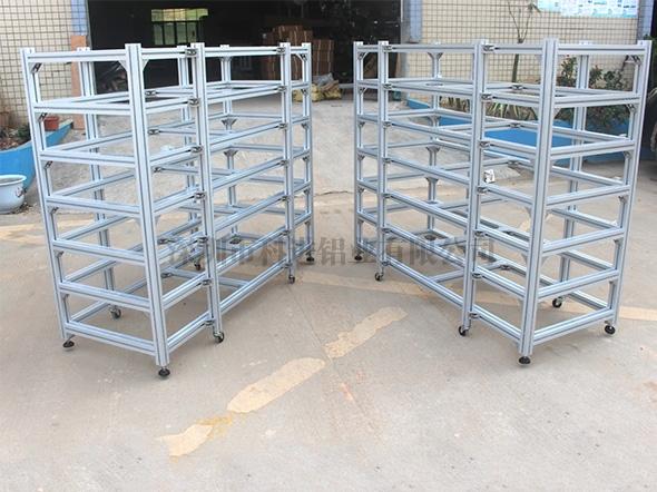 无锡工业铝型材框架
