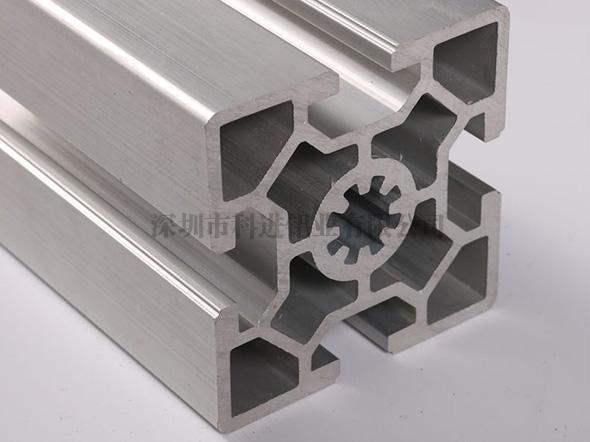 6060欧标单槽铝型材