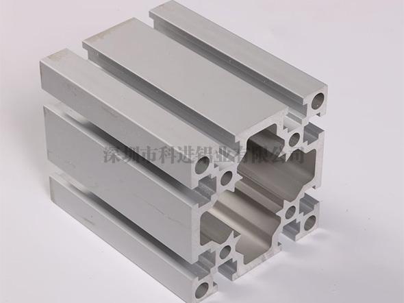8080国标双槽加厚铝材
