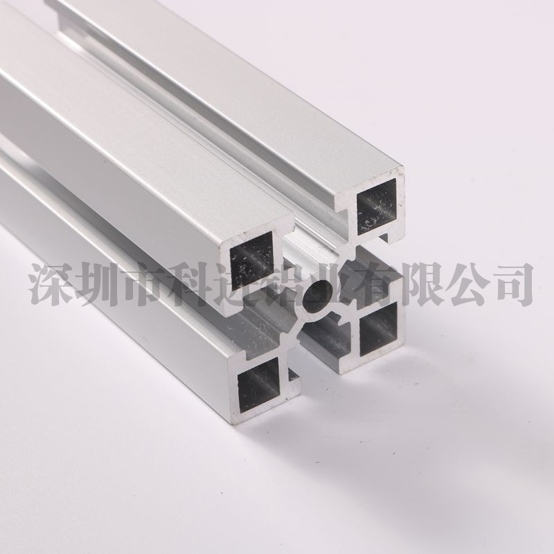 4040国标工业铝型材F型槽8