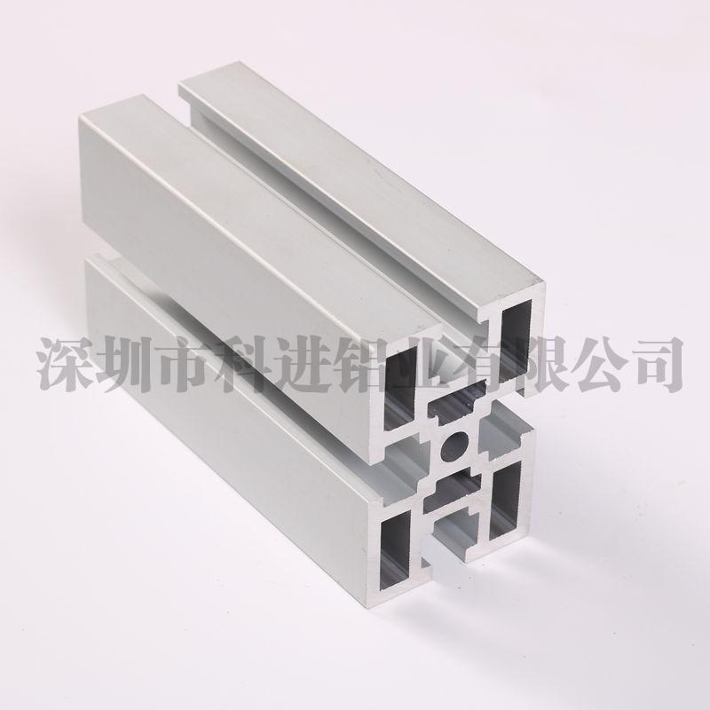4060国标工业铝型材F型槽8铝材