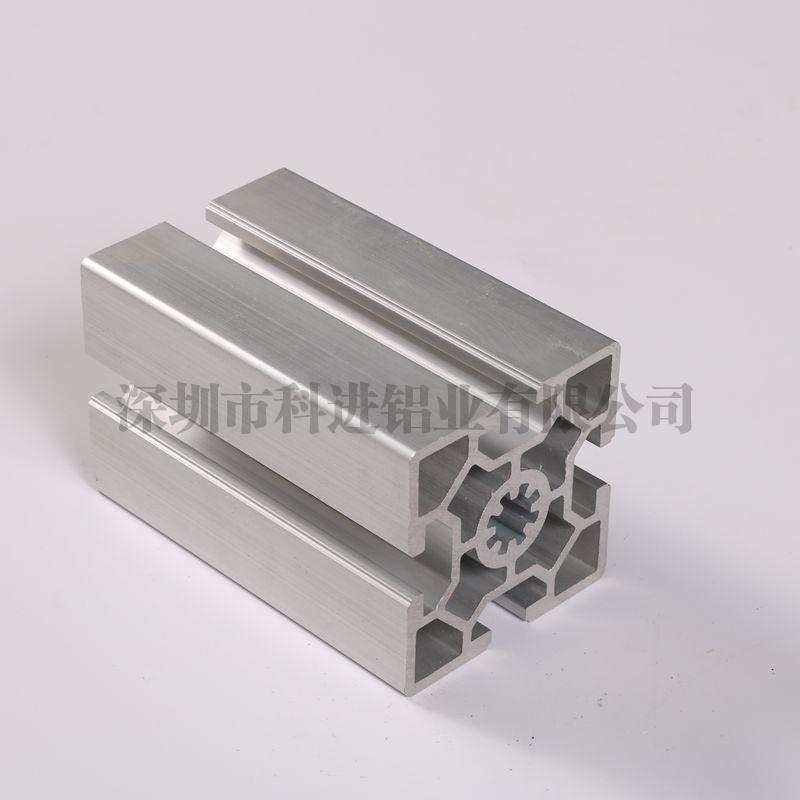 6060欧标工业铝型材T型槽10薄款