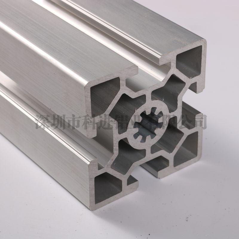 6060欧标工业铝型材T型槽10厚款