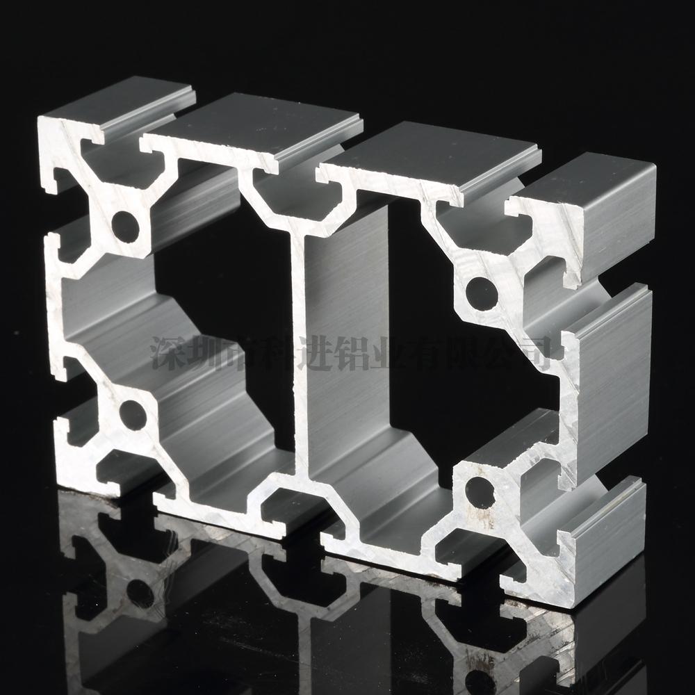 80120欧标工业铝型材重型铝材