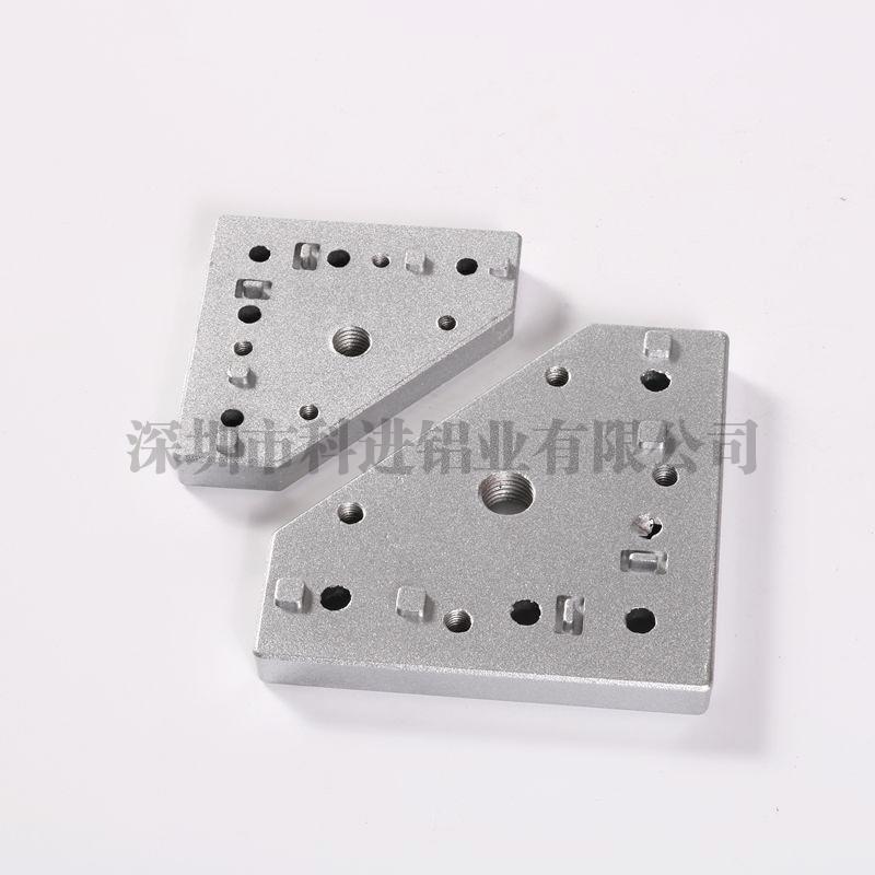 30/40通用铝端板