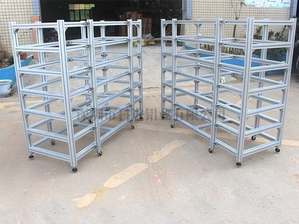 铝型材框架安装需要注意什么